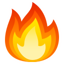 Jam Squad Flame Icon